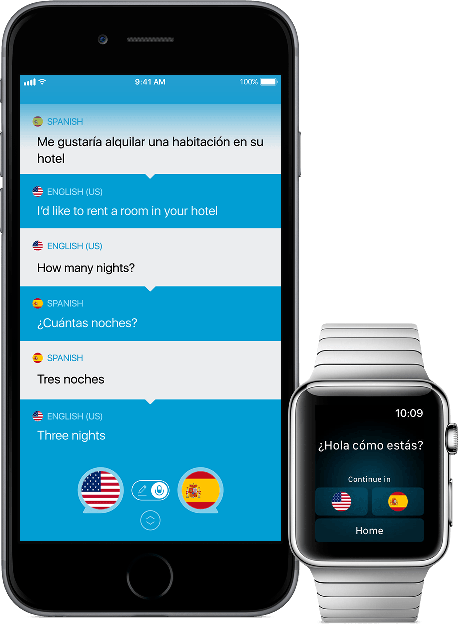 how to cancel speak and translate app