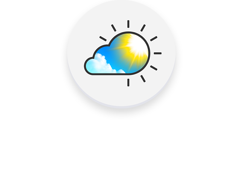 Weather Live for Android | Apalon