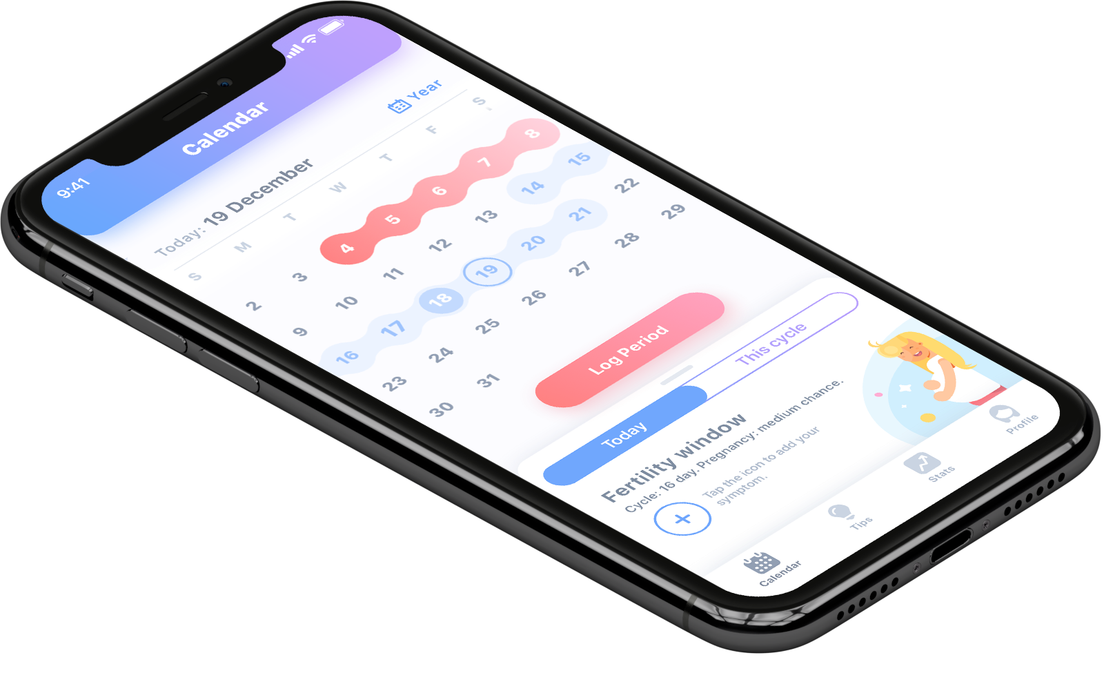period tracker application download