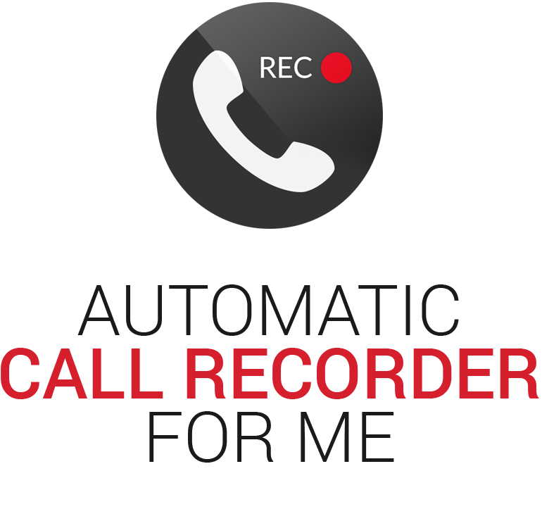 Automatic Call Recorder for Me v1 6 [Unlocked] Latest Version