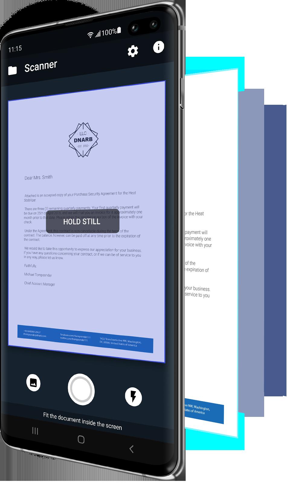 Scan & Print - Document Scanner and Printer | Apalon