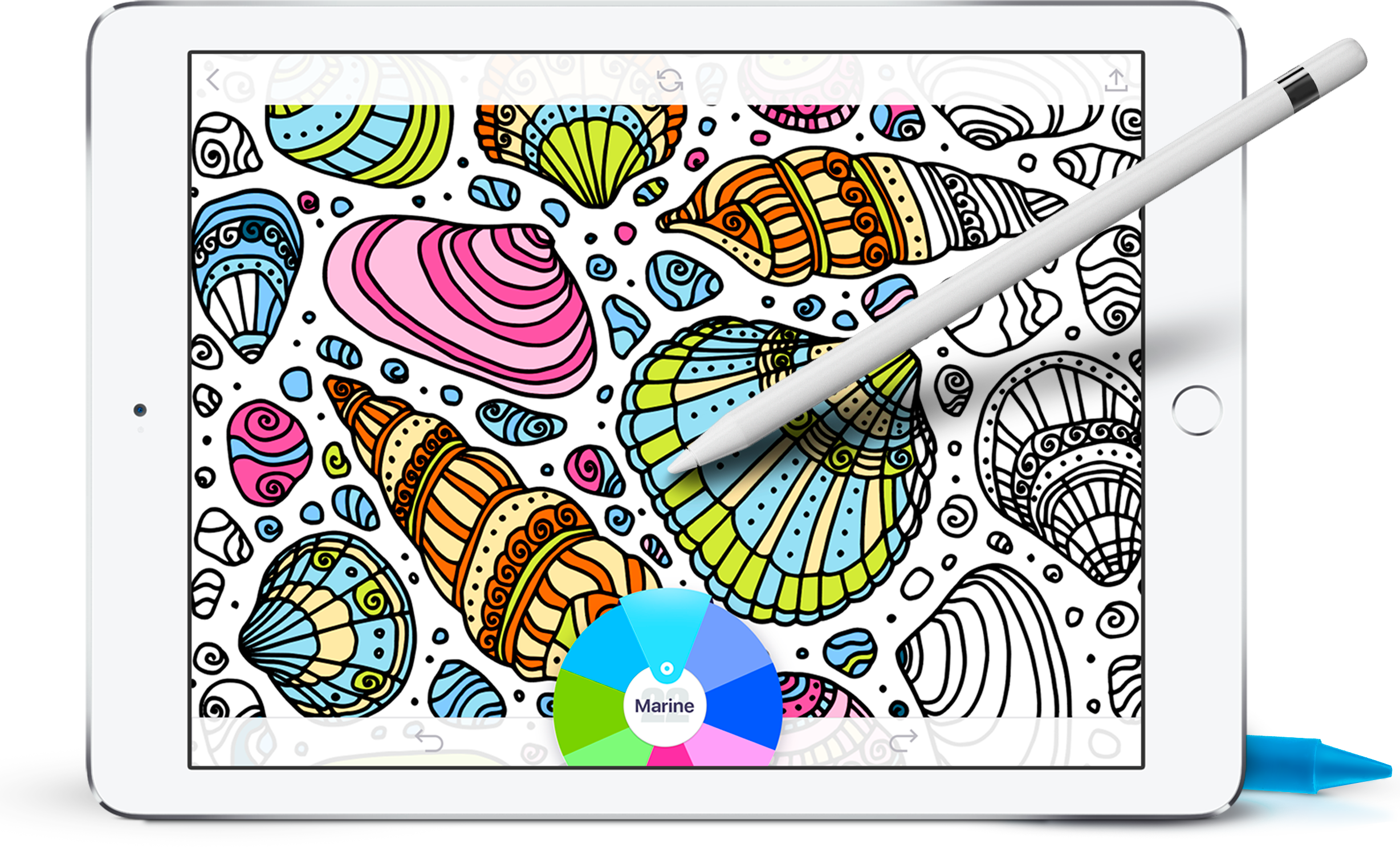 Coloring Book For Me Premium Apk