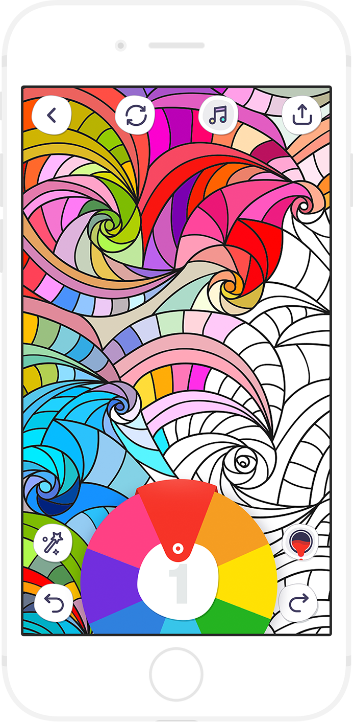 Coloring Book for Me | Apalon