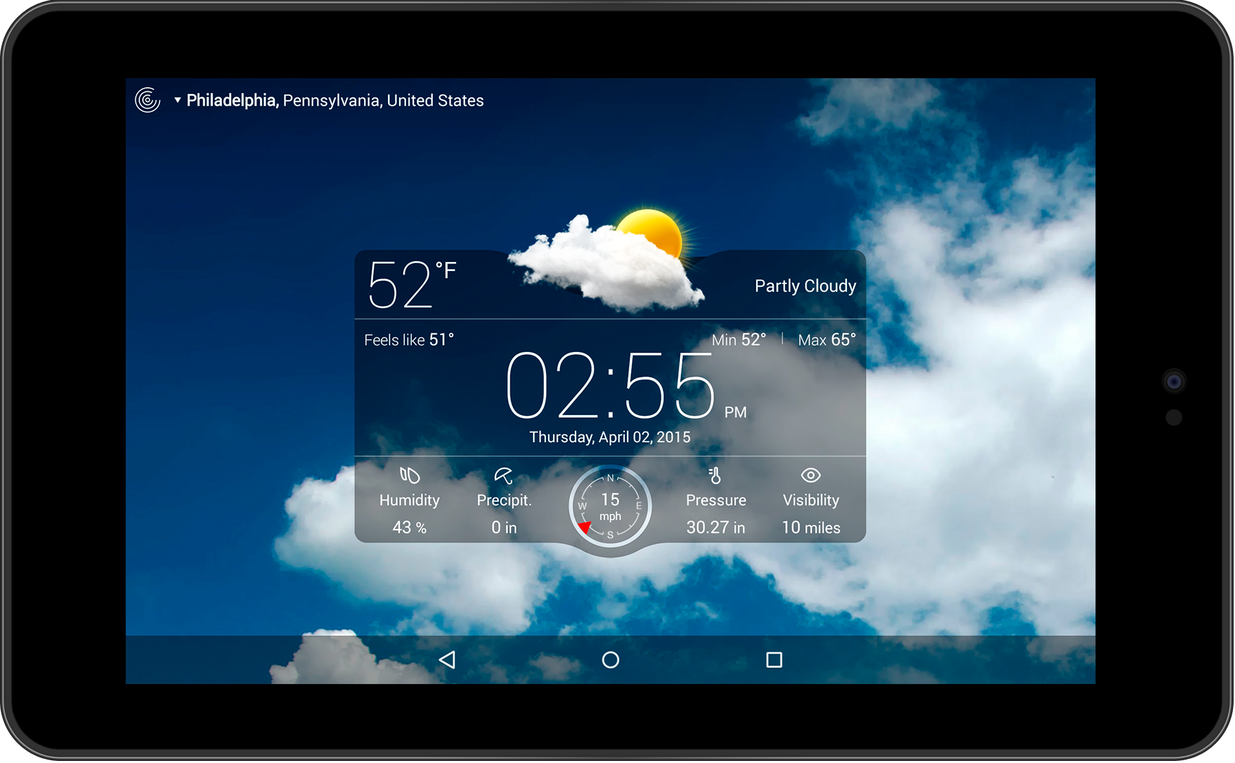animated weather wallpaper windows 7