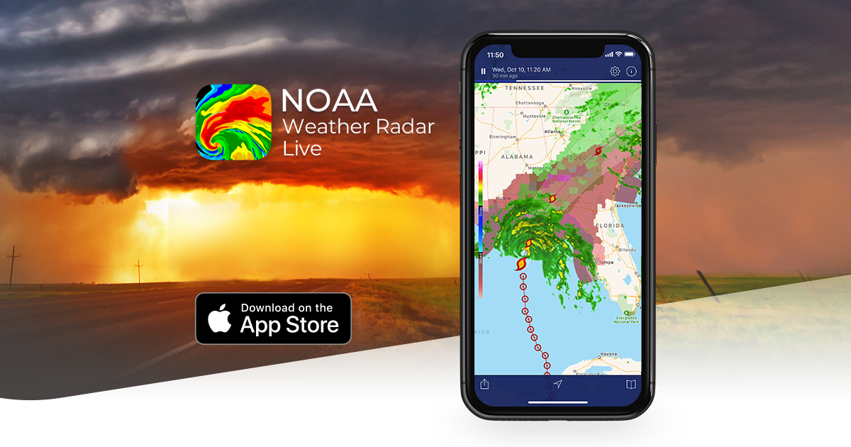 NOAA Weather Radar Live | Apalon